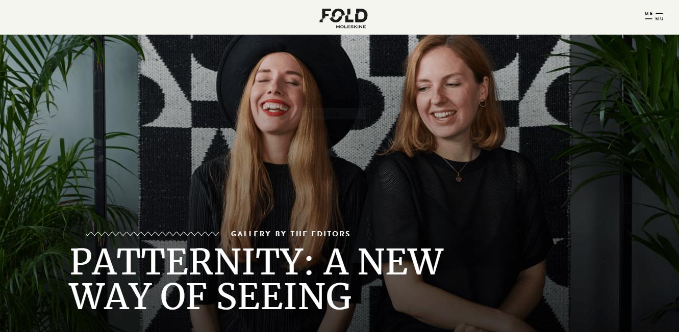 Fold magazine
