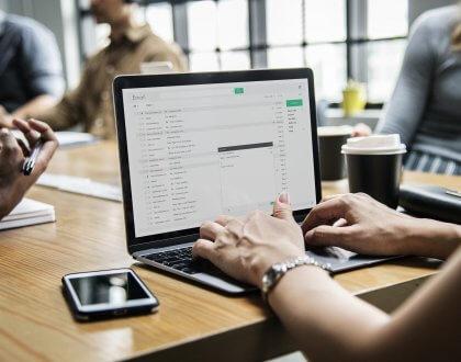 бизнес имейли